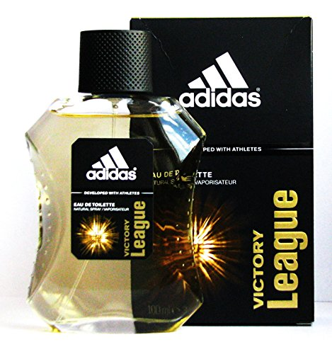 Adidas Victory League Eau de Toilette Spray Per Lui 100ml
