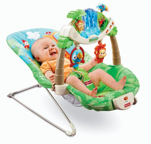Great Features Of Fisher-Price Rainforest Bouncer