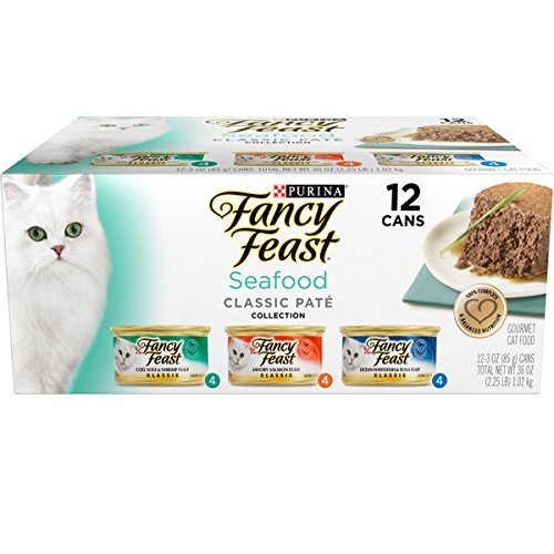 Purina fancy feast classic gourmet pets bond for Purina tropical fish food