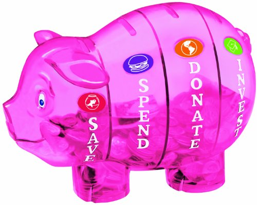unique piggy banks for kids