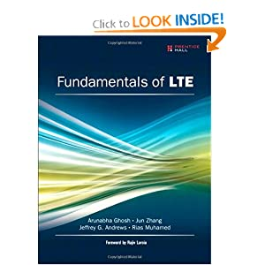 Fundamentals of LTE | Tech Books