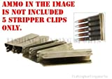 Mosin Nagant M44 M91/30 5 per pouch Stripper clip