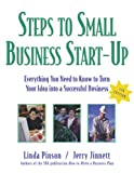 Steps to Small Business Start-Up: Everything You Need to Know to Turn Your Idea into a Successful Business (0793179270) by Jerry Jinnett