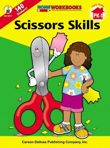 Scissors Skills (Home Workbooks)