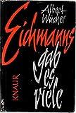 img - for EICHMANNS GAB ES VIELE. book / textbook / text book