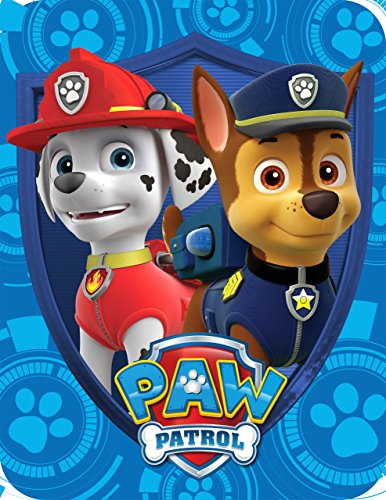 Paw Patrol Throw Blankets