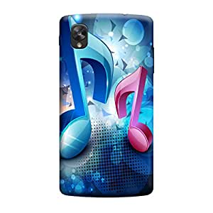 iCover Premium Printed Mobile Back Case Cover With Full protection For LG Nexus 5 (Designer Case)