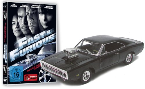 Fast & Furious - Neues Modell. Originalteile (Limitiertes Geschenkset) [Limited Collector's Edition]
