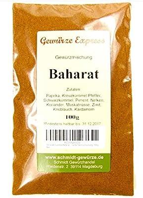 Gewürze-Express Baharat persische Gewürzmischung 100g von Gewürze-Express bei Gewürze Shop