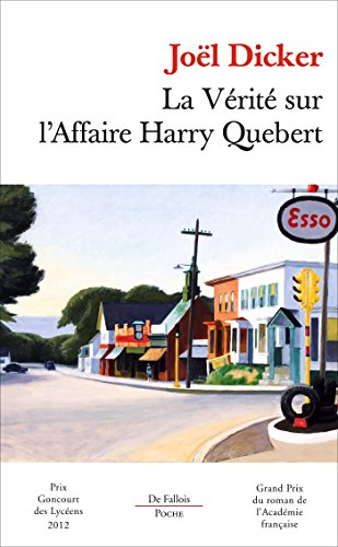 La vérité sur l'affaire Harry Quebert (FALL.POCHE)