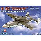 Hobby Boss 80239 Modellbausatz He162 'Salamander'