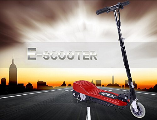 Zupapa Electric Scooters Motorized Scooter Bike Red