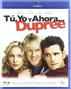 Tu, yo y ahora...Dupree [Blu-ray]
