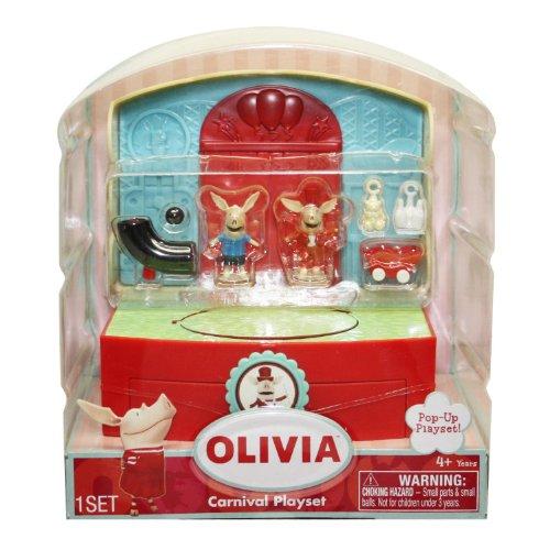 Olivia - Carnival Play Set - 1