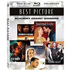 Best Picture Academy Award Winners: 5 Film Coll [Blu-ray]