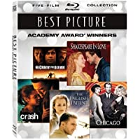 Best Picture Academy Award Winners on Blu-ray (5-Film Collection)
