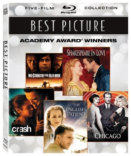Best Picture Academy Award Winners (5-Film Collection) [Blu-ray] (Best Picture compare prices)