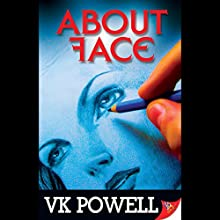 About Face (       UNABRIDGED) by VK Powell Narrated by Gabra Zackman