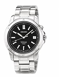 Seiko Men's SNQ007 Perpetual Calendar Watch