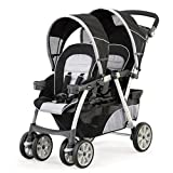 Chicco Cortina Together Double Stroller Romantic - Chicco 00079043430070