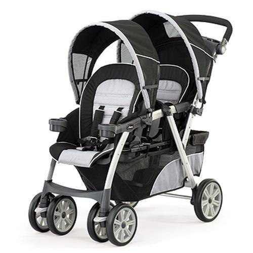 Kolcraft Contours Option Tandem Stroller