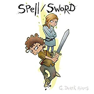 Spell/Sword, Book 1 Audiobook
