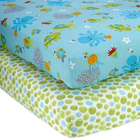 Ocean Crib Bedding Tktb