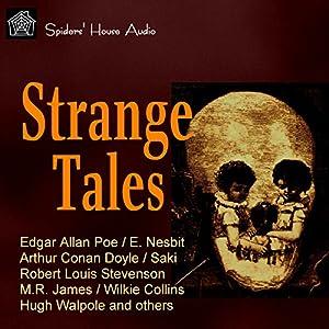 Strange Tales Audiobook