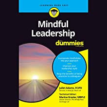 Mindful Leadership for Dummies Audiobook by Juliet Adams Narrated by Katy Sobey