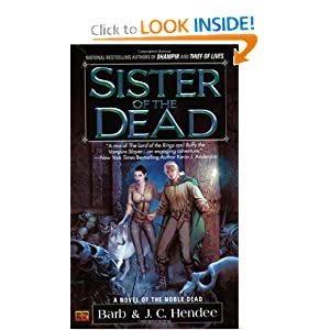 Sister of the Dead Barb Hendee, J.C. Hendee