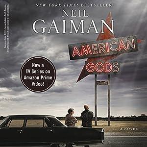 American Gods: A Novel Hörbuch von Neil Gaiman Gesprochen von: George Guidall
