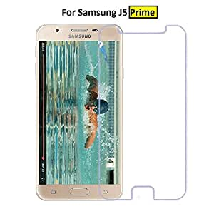 Dashmesh Shopping Tempered Glass Screen Protector for Samsung Galaxy J5 Prime