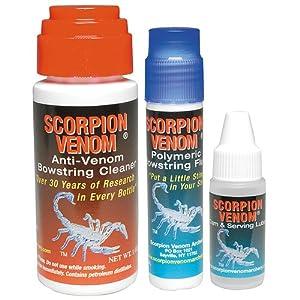 Scorpion Venom Bow Maintenance Kit by Scorpion