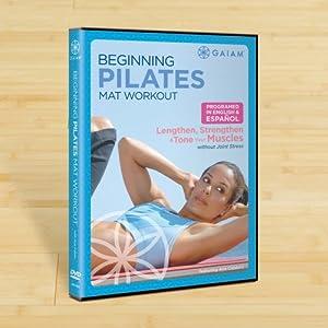 Amazon.com: Pilates - Beginning Mat Workout: Ana Caban
