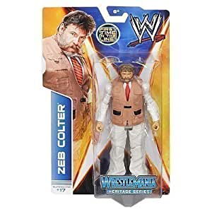 ZEB COLTER - BASIC SERIES 37 ACTION FIGURE
