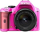 PENTAX デジタル一眼レフカメラ K-x レンズキット ピンク/ピンク 028