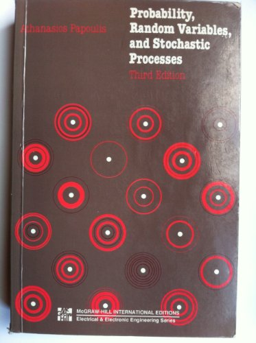 Probability, Random Variables and Stochastic Processes