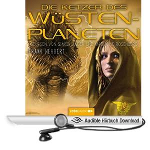 Die Ketzer des W�stenplaneten (Dune 5)