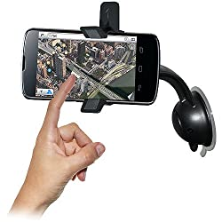 Amzer 95401 Car Mount and Case System for Google Nexus 4 E960, LG Nexus 4 E960
