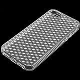 PDA�H�[ TPU�P�[�X iPhone 5s/5(�_�C���p�^�[��)�N���A