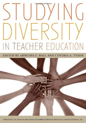 Studying Diversity In Teacher Education front-658667