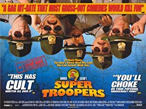 Amazon.com: Super Troopers Movie Poster (27 x 40 Inches ...