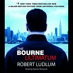 The Bourne Ultimatum Audiobook