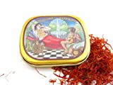 Spanish Saffron La Mancha Tin (2 gram) (Pack of 2) thumbnail