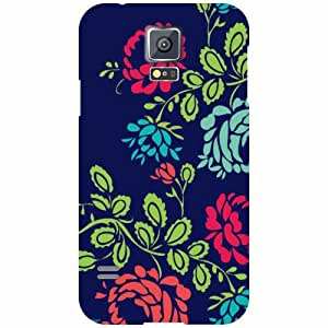 Back Cover For Samsung Galaxy S5 (Printed Designer)