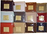 1500 Thread Count 4pc Bed Sheet Set Egyptian Quality Deep Pocket - All Sizes, 12 Colors