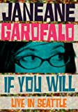 Image of Janeane Garofalo: If You Will - Live in Seattle