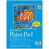 Strathmore Kids Tape Bound Painting Pad 9 x 12 Inches (ST27-209-1)