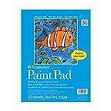 Strathmore Kids Painting Pad 9x12