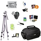 47st.Photo Professional 4GB Accessory Kit for the Canon EOS Digital Rebel XS & XSi SLR
